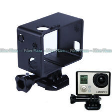 Protective Standard Frame Border Mount for GoPro HD Hero 3 3+ LCD Battery BacPac