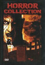 6 Filme- 2 DVD: HORROR COLLECTION- Sammleredition, sehr gut erhalten, FSK 16