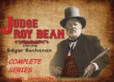 JUDGE ROY BEAN COMPLETE TV WESTERN SERIES ON DVD EDGAR BUCHANON