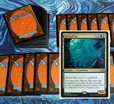 mtg BLUE GREEN DELIRIUM DECK Magic the Gathering rare 60 cards + SOI