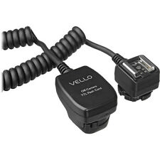 Vello TTL-Off-Camera Flash Cord for Canon EOS - 6.5' (2 m)