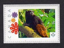 MONKEY = BROWN TAMARIN =  Picture Postage= MNH stamp Canada 2016 [p16/01-2mk4/4]