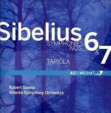 NEW Sibelius: Symphony No. 6; Symphony No. 7; Tapiola (Audio CD)