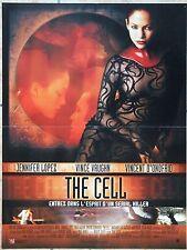 AFFICHE - THE CELL JENNIFER LOPEZ TARSEM SINGH