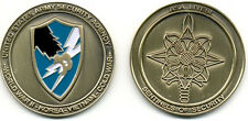 """Asa Challenge Coin! Army Security Agency - New! Lfcf Usasa The """"Official"""" Coin!"""