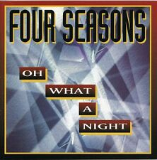 Oh What A Night - Four Seasons (1995, CD NIEUW) CD-R