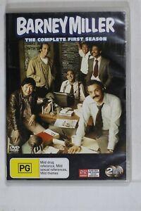 Barney Miller Season 1 (DVD,2 Disc Set) Region 4 NTSC Preowned (D812