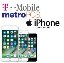 T-Mobile & MetroPCS iPhone 5 5c 5s 6 6+ 6s 6s+ SE  - US Flex 4000 Unlock Service