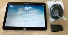 """WiFi ONLY SAMSUNG GALAXY TAB 3 GT-P5210 16GB 10.1"""" GOLD BROWN TABLET"""