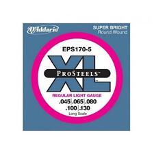 D'ADDARIO EPS170-5 BASSO 5 CORDE 045-130