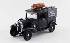 RIO 4518 - Fiat Balilla Véhicule Funéraire - Marbrerie Edile - 1936  1/43