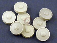Panzer Art 1/35 Burnt Out Wheels for Panzer II / Marder II / Wespe RE35-050