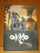 Okko Cycle of Fire Vol 4 by Hub Archaia (Hardback, 2014)< 9781608864102
