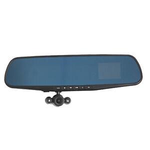 Official HD Mirror Cam - Dash Cam 350° Dashboard Camera Video Recorder