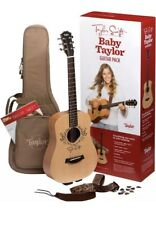 Taylor Taylor Swift Signature Baby Taylor Acoustic Guitar Pack Natural FREE S&H