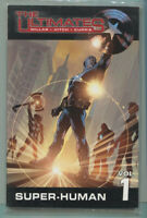 The Ultimates Super-Human Vol 1 Marvel  TPB CBX8