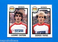 CALCIATORI PANINI 1982-83 - Figurina-Sticker n. 491 - CASTION#PAPAIS- MONZA -Rec