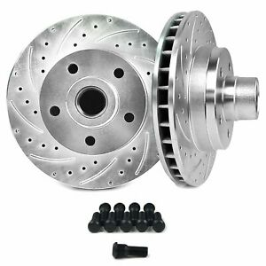 1960-87 Chevy C10 Truck Disc Brake Conversion Rotor 5x5 hot rods rat rods Pickup