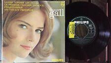 """France Gall – Laisse Tomber Les Filles (4e Série) 1964  Vinyl, 7"""", 45 RPM, EP,"""