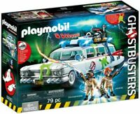 Playmobil Ghostbusters 9220 Ecto-1 with Light and Sound Effects Multicolor