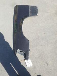 92 MERCEDES-BENZ 300CE BLACK DRIVER LEFT FENDER OEM PART 1248800518