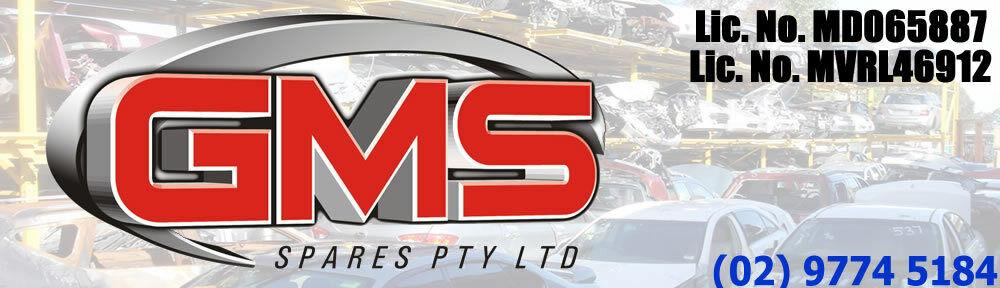 GMS Spares Pty Ltd