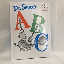 Beginner Books: Dr. Seuss's ABC by Dr. Seuss Printed HC Illust Free Shipping