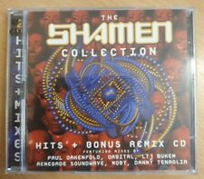 THE SHAMEN - Collection: Hits & Mixes (2 x CD, 1998) Greatest Singles
