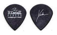 Rascal Flatts Tom Yankton Signature Concert-Used Guitar Pick - 2015 Riot Tour