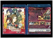 Hiiro no Kakera - Complete Season 2 (Brand New 2-Disc Blu-ray - Sentai Filmworks