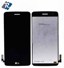 TOUCH SCREEN LCD DISPLAY LG K8 2017 US215 M210 M200N Nero No frame