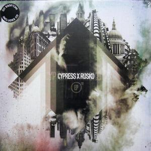CYPRESS HILL - CYPRESS X RUSKO SEALED VINYL LP + CD
