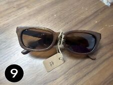 a9d13d572a Wood Handmade Wooden Glasses Natural Bamboo Sunglasses polarized lens