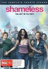 SHAMELESS (USA) SEASON 4 -   DVD - UK Compatible - New & sealed