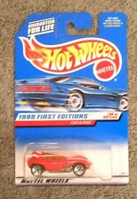 Mattel Hot Wheels 1998 First Edition CAT-A-PULT  #681 --  #38 OF 40 - New