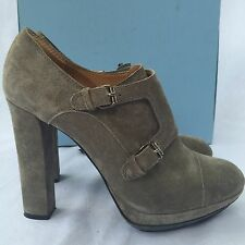 newest cheap price free shipping 2014 newest Lanvin Platform Suede Booties sale looking for outlet locations sale online FBPQ7JB9EN