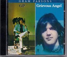 GRAM PARSONS (GP - Grievous Angel) Envio 1-4 Cd´s 4euros