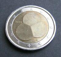 ✔ FINLAND 2 Euro 2019 Commemorative Coin Finnish Government Form/Constitution #1