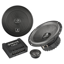 """HELIX by Audiotec Fischer E 62C.2 165mm 6.5"""" Component Speakers 75W RMS E62C.2"""