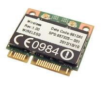 HP Pavilion G6-1a50ca g6-1a 1b 1c 1d g6-1000 WiFi Card BCM94313HMGB 657325-001