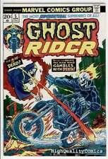GHOST RIDER #5, VF/NM, Las Vegas, Mooney, Movie, 1973, more GR in store