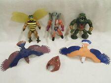 Vintage Mattel He-Man Heman Figures and Accessories Lot
