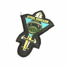 GI Joe – Steel Brigade Patch - Hasbro - 349401987
