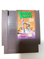 Bugs Bunny in Birthday Blowout ORIGINAL NINTENDO NES GAME Tested WORKING Auth!