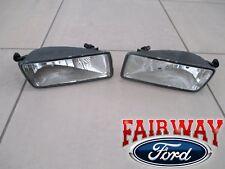 07 thru 10 Explorer Sport Trac OEM Ford Fog Driving Lamp Light PAIR of RH & LH
