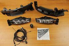 Dodge Charger Complete LED Fog Light Lamp Kit Mopar OEM