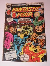 FANTASTIC FOUR B&W French comic Héritage 66  Marvel 177 + INHUMANS 2