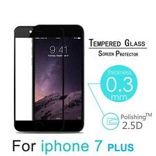 FULL 3D TEMPERED GLASS SCREEN PROTECTOR FOR APPLE IPHONE 7 PLUS - Clear