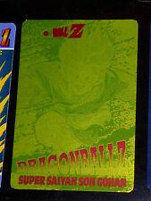 DRAGON BALL Z DBZ AMADA PP PART 26 CARDDASS CARD PRISM CARTE 1183 GOLD JAP NEUF