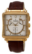 Charmex of Switzerland Le Mans Chrono Retro Rose Gold Plated Mens Watch 2225